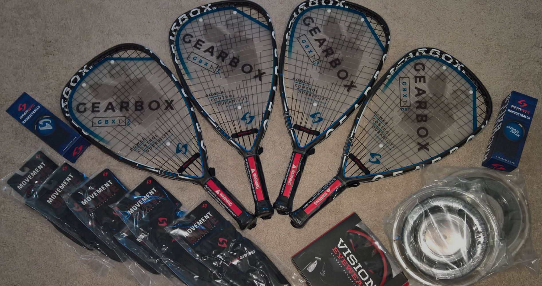 Racquetball Supplies - FL